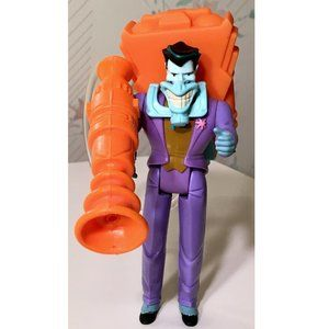 1992 Kenner The Joker Laughing Gas Action Figure